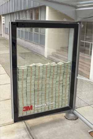 La publicidad...